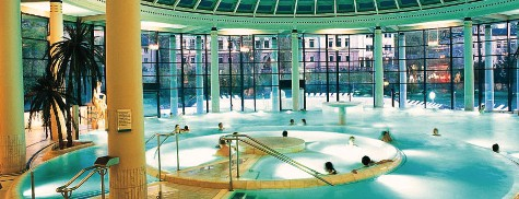 Caracalla Therme in Baden-Baden